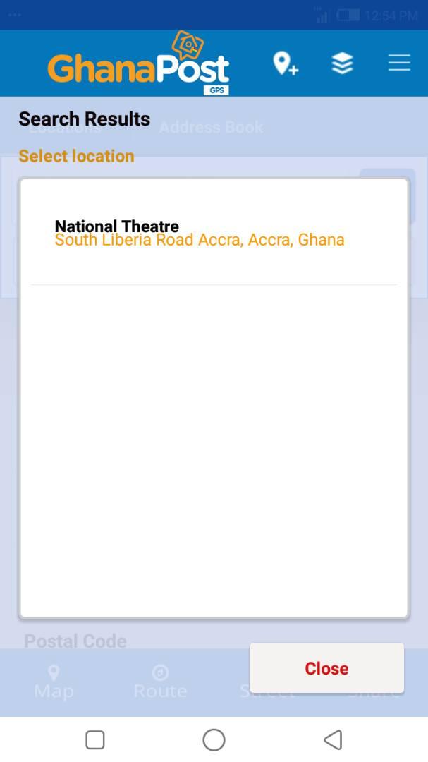 Get Help | GhanaPostGps